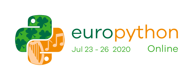 EuroPython 2020; July 23-26th 2020; Online